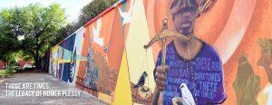 Plessy Mural